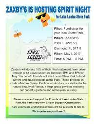 Florida State Parks Map by Lake Louisa State Park Hiking Map Best Lake 2017