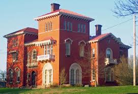 Italianate Style House The Italianate Style In America Christine G H Franck