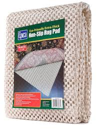 amazon com epica super grip non slip area rug pad 5 x 8 for any