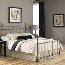 Brass Bed Frames Brass Beds You Ll Wayfair
