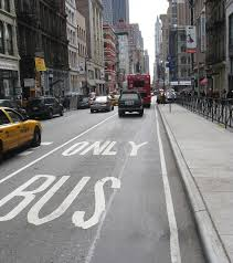 bus lanes in new york city wikipedia