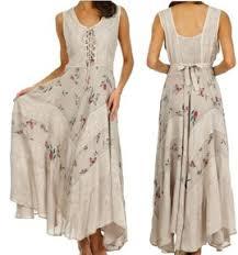 Summer Garden Dresses - boho bohemian summer dresses