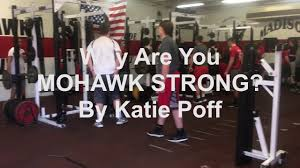 Mohawkcareers by Why Are You Mohawk Strong Youtube