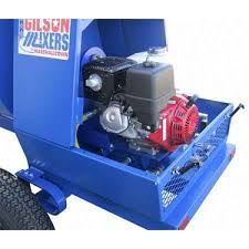 cu ft gas mortar mixer 8hp 800mp8hb by cleform gilson