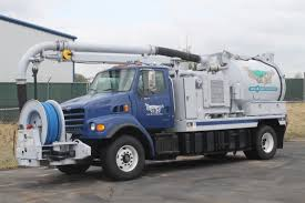 used sewer cleaner trucks for sale