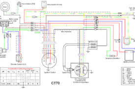 wiring diagram of motorcycle honda tmx 155 wiring diagram