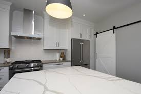 quartz countertops the look of marble without the maintenance