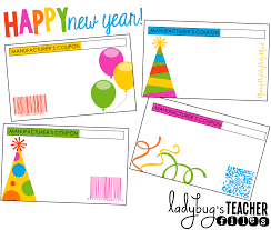 holiday coupon editable holiday coupons for student gifts file to share