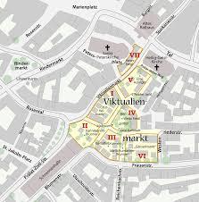 Munich Germany Map by Viktualienmarkt Wikipedia