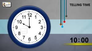time learning clock how to tell time learn to tell time for children telling time