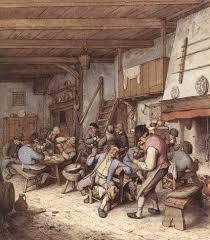 painters tavern interior dutch genre painters adriaen van ostade painting