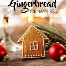 gingerbread ornaments cinnamon gingerbread ornaments creative cain cabin