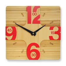 15 astounding contemporary kitchen wall clocks digital images
