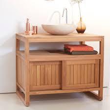 meuble cuisine teck meuble en teck salle de bain pas cher 20890 sprint co