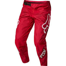 enlarged image demo fox youth demo pants bright red bike24