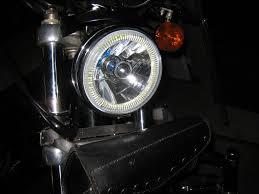 install octane lighting 5 3 4 white halo halogen h4 bulb headlight