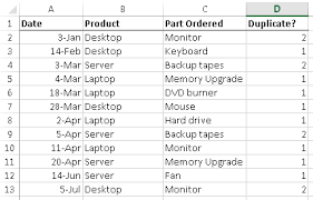 find duplicate rows in excel across multiple columns learn