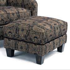 Ottomans Perth Flexsteel Accents Perth Ottoman Wayside Furniture Ottomans
