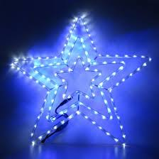 Christmas Rope Light Not Working by 5m Led Star Rope Light Christmas Decoration