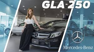 mercedes espa l mercedes gla 2017 250 coupe car one tv review en español