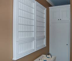 beadboard drying rack design home ideas decor gallery