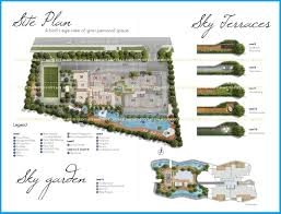 Site Floor Plan by Sky Green U2013 New Launch Condo Resale