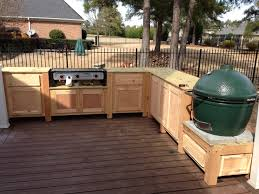 lets see your set up pics page 3 u2014 big green egg egghead
