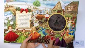 read aloud the twelve days of book story for