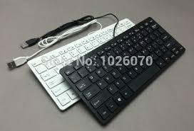 ordinateur de bureau sony usb filaire clavier pour apple lenovo sony asus dell hp acer toshiba