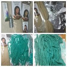 colors of marley hair dyeing jamaican twist marley hair for crochet install youtube