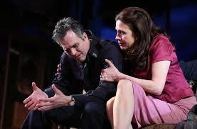 Jessica Pels Jessica Hecht In The Roundabout Theatre Company Revival Of U0027the