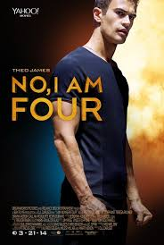 poster theo james is the new u0027four u0027