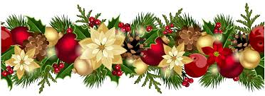 decorative garland png clipart picture gallery