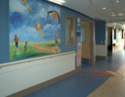 murals studio 2 artists san diego as well as for the clinic in encinitas ca we can make a waiting room or office into someplace special by creating a custom mural for your