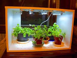 under cabinet grow light fluorescent grow lights