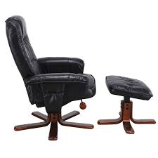 leisure recliner swivel chair with ottoman arm chairs recliners