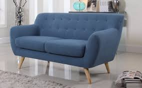 Teal Tufted Sofa by Furniture Fabulous Tufted Loveseat For Interesting Living Room