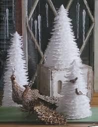 feather tree beautiful white feather christmas trees set of 3 nova68