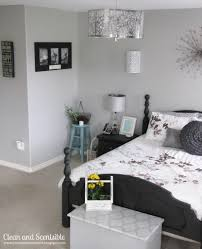 Master Bedroom Wall Treatments Master Bedroom Makeover Clean And Scentsible
