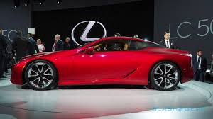 lexus models two door best of the 2016 detroit auto show buick lexus volvo more
