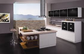 White And Black Kitchen Cabinets Black And White Kitchen Cabinets
