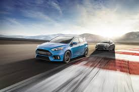 2017 Design Colors 2017 Ford Focus Rs Hatchback The Legacy Continues Ford Com