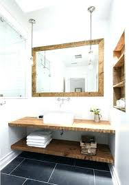distressed wood bathroom cabinet reclaimed wood bathroom mirror wood bathroom vanity reclaimed wood