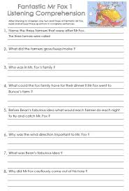 listening comprehension worksheets mediafoxstudio com