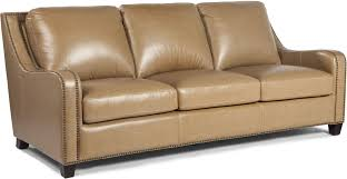 Denver Leather Sofa Denver Buckskin Leather Sofa From Lazzaro Coleman Furniture