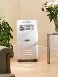 Small Portable Air Conditioner For Bedroom Amcor Amb10ke 2 4kw 8 000btu Quiet Portable Bedroom Air