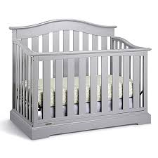 Graco Stanton 4 In 1 Convertible Crib Graco Westbrook 4 In 1 Convertible Crib In Pebble Grey Buybuy Baby