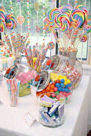 sweet 16 table decorations amazing birthday party table decorations vintage candy theme