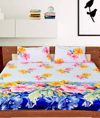 3d Print Bed Sheets Online India 3d Bedsheets Set Of 5 Fantasy Imported Anand India Buy 3d