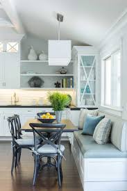 small kitchen with dining nook ideas for small kitchen seating